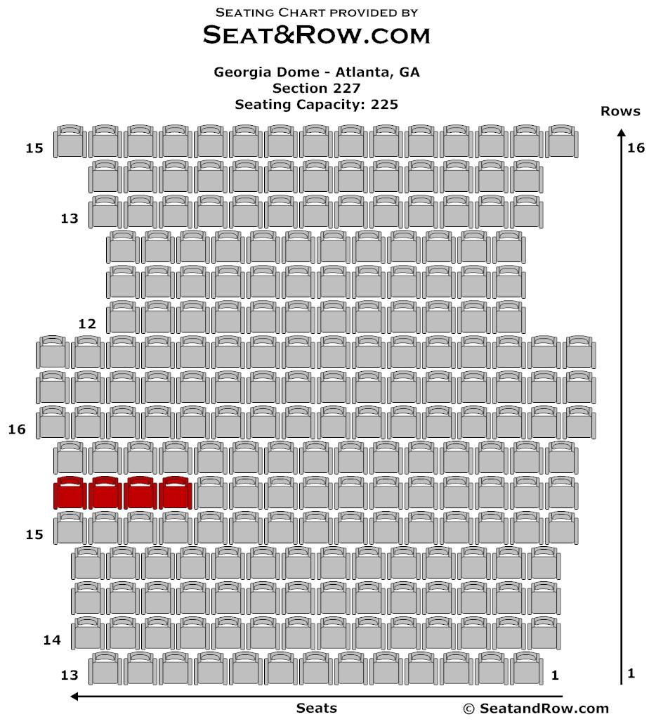 Seat row your source for the best seating information